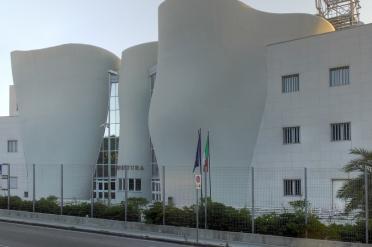 The New Police Headquarter in Sassari