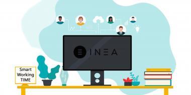 Lavora in INEA in Smart Working