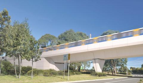 Metro Sydney - North West Rail Link