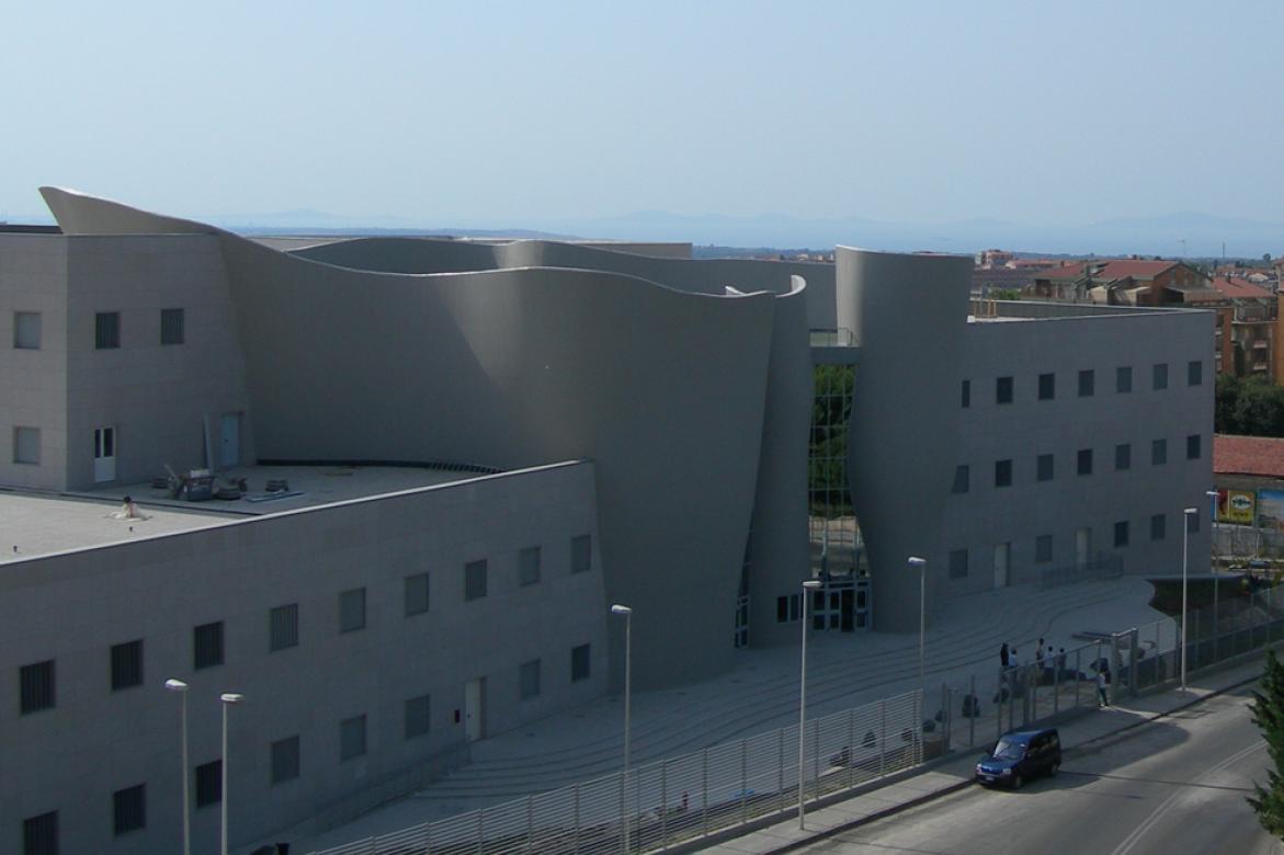 Questura di Sassari - Progetto definitivo
