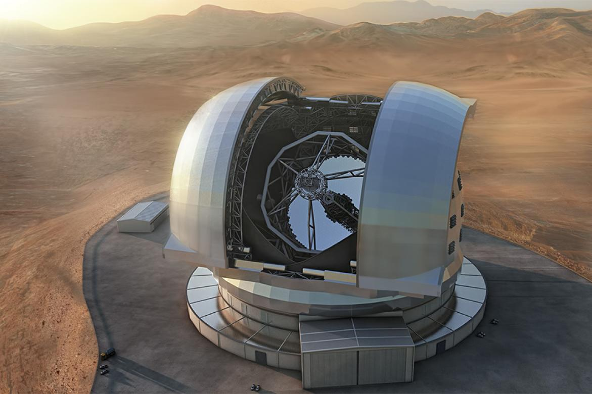 E-ELT European Extremely Large Telescope