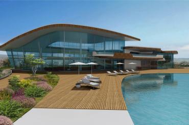 Immouzer Palace – Guest Villa